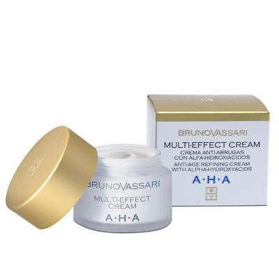 AHA Multi Effect Cream - Bruno Vassari Magyarország
