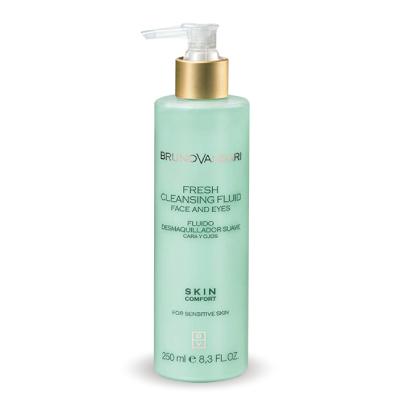 Skin Comfort Fresh Cleansing Fluid - Bruno Vassari Magyarország