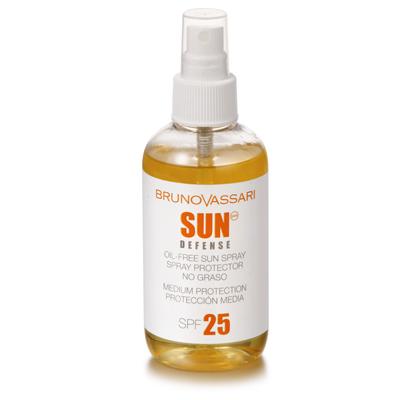 Sun Defense Oil-Free Sun Spray SPF25 - Bruno Vassari Magyarország